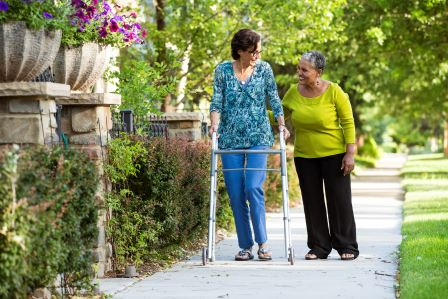 Managing the transition from hopsital to home care in Chicago north
