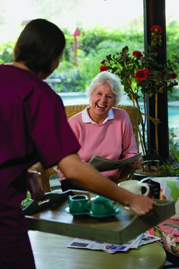 Elder Care Services Chicago's North and Near North Side Communities including the Gold Coast, Andersonville, Lakeview, Lincoln Park, Edgewater and Streeterville