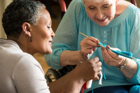 In home companionship for seniors Chicago north side