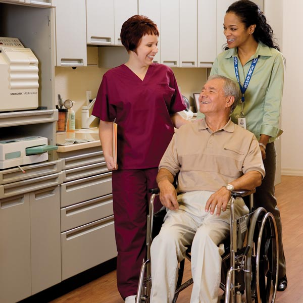 hospital and rehab discharge services