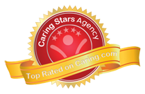 Caring Star Agency Badge_1