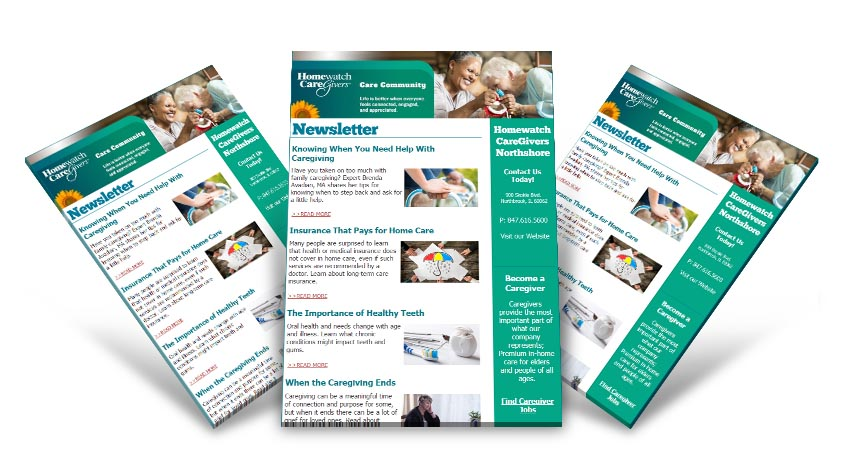 Homewatch Caregivers Newsletter | Free Home Care Newsletter