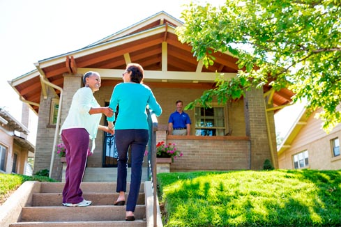 dealing with home care emergencies