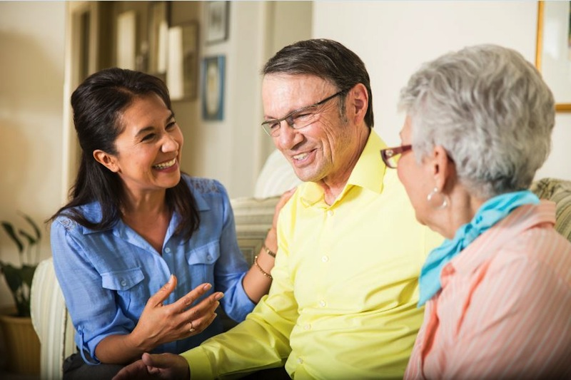 home care services for husband and wife